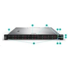 HPE ProLiant DL325 Gen10 7262 (3.2G/8C/128M/2933) 16G P408i-a 8SFF 1x500W 336FLR 4x1Gb NBD333 EIR 1U