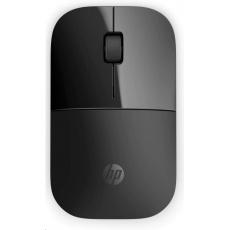 HP Z3700 Black Wireless Mouse Chrome - bezdrátová myš