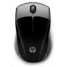 HP Wireless Mouse 220 Chrome - bezdrátová myš
