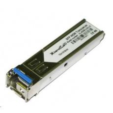 SFP [miniGBIC] modul, 1000Base-LX, LC simplex konektor, WDM TX1310nm/RX1550nm SM, 3km (Cisco, Dell,Planet kompatibilní)