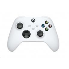 Xbox Wireless Controller bílý - ovladač