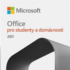 Office Home and Student 2021 SK (pro domácnosti)