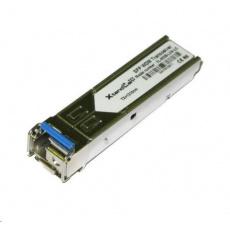 SFP [miniGBIC] modul, 1000Base-LX, LC simplex konektor, WDM TX1550nm/RX1310nm SM, 20km (Cisco, Dell,Planet kompatibilní)