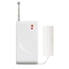 iGET P10 SECURITY Bezdrátový detektor vibrací např. při otřesu okna nebo rozbití