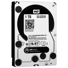 WD BLACK WD1003FZEX 1TB SATAIII/600 64MB cache 7200 ot., CMR