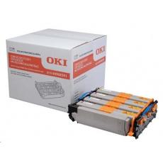 OKI Válcová jednotka pro C301/321/331/33/511/531/MC332/342/342w/352/362/363/562 (30k black, 20k CMY)