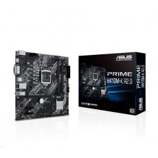 ASUS MB Sc LGA1200 PRIME H410M-K R2.0, Intel H470, 2xDDR4, 1xHDMI, 1xDVI, mATX
