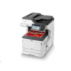 Oki MC883dnv, bar. multifunkční tiskárna A3