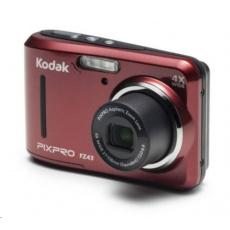 KODAK Friend zoom FZ43 Red