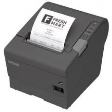 EPSON TM-T88V pokladní tiskárna, USB + paral., tmavá, se zdrojem