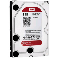 WD RED PLUS NAS WD10EFRX 1TB SATA/600 64MB cache, CMR