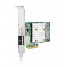 HPE Smart Array E208e-p SR Gen10 (8 External Lanes/No Cache) 12G SAS PCIe Plug-in Controller