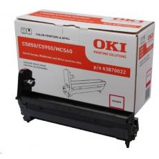 Oki Obraz. válec pro magenta toner do C5850/C5950/MC560 (20k)