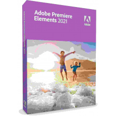 Premiere Elements 2021 WIN CZ FULL BOX