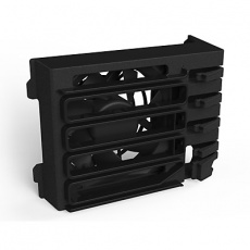 HP Z2 G4 TWR Front Card Guide and Fan Kit