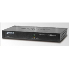 Planet VC-234, Eth. VDSL2 konvertor, 100Mbit, master/slave, 2x RJ-11, splitter, 4x RJ-45