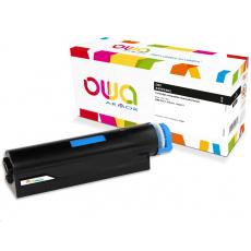OWA Armor toner pro OKI Laserjet B401/MB451, 2500 stran, 44992402, černá/black