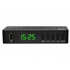 EVOLVEO Alpha T2, HD DVB-T2 H.265/HEVC rekordér
