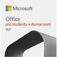 Office Home and Student 2021 CZ (pro domácnosti)