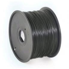 GEMBIRD Tisková struna (filament) ABS, 1,75mm, 1kg, černá