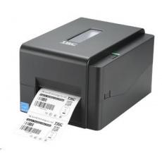 TSC TE310 Stolní TT tiskárna čárových kódů, 300 dpi, 5 ips, USB, RS232, Ethernet