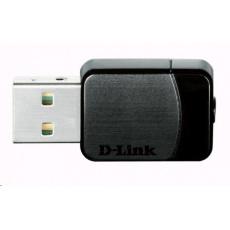 D-Link DWA-171 Wireless AC DualBand USB Micro Adapter