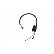 Jabra náhlavní souprava Evolve 30 II, mono, USB + 3,5 mm jack, NC, MS