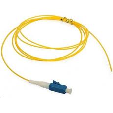 Pigtail SM 9/125, OS2, konektor LC, LS0H, 1m