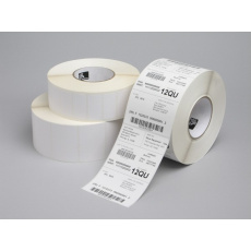 Zebra etikety Z-Ultimate 3000T White, 102x51mm, 1,370 etiket
