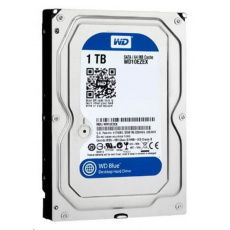 WD BLUE WD10EZEX 1TB SATA/600 64MB cache 7200 ot., CMR
