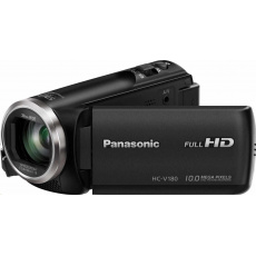 "Panasonic HC-V180 (Full HD kamera, 1MOS, 50x zoom od 28mm, 2,7"" LCD)"
