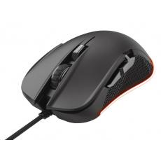 TRUST myš GXT 922 YBAR Gaming Mouse, optická, USB, černá