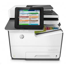 HP PageWide Enterprise Color MFP 586dn (A4,75 ppm, USB 2.0, Ethernet, Duplex, Print/Scan/Copy)