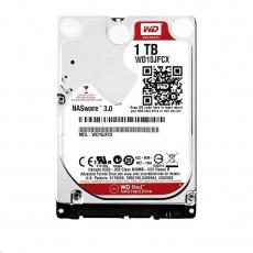 "WD RED NAS WD10JFCX 1TB SATAIII/600,InteliPower, 2.5"", 9.5mm, CMR"